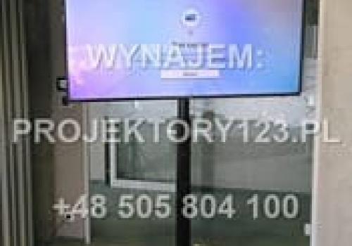 Wynajem telewizora 80 cali Warszawa