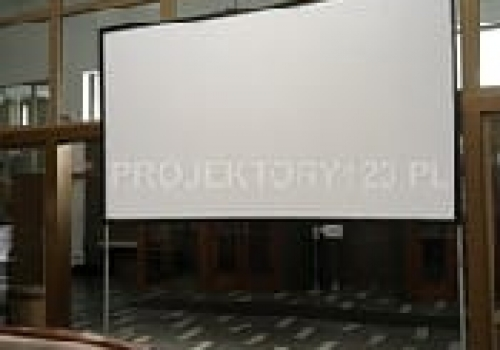 projektory123.pl-4m-wide-fast-fold-front-or-rear-projection-screen-rental-warsaw-poland