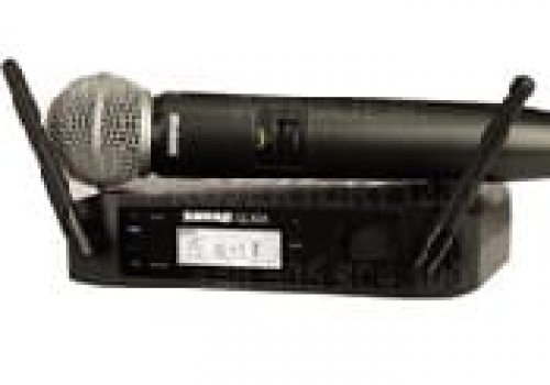 projektory123.pl-shure-glxd-sm-or-beta-wireless-handheld-microphone-rental-warsaw-poland