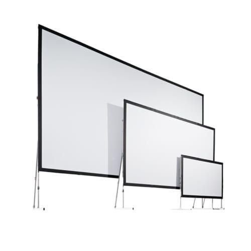 Wynajem ekranów projekcyjnych