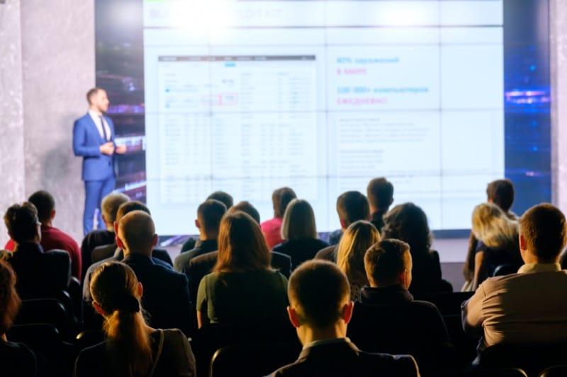 Obsługa techniczna konferencji, eventów
