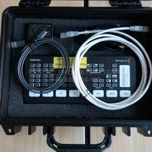 Wynajem ATEM Mini, zestaw w walizce transportowej