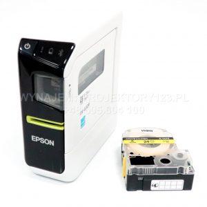 PROJEKTORY123.PL - wynajem drukarki do etykiet Epson, Dymo