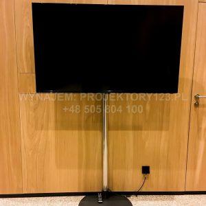 PROJEKTORY123.PL - wynajem eleganckich telewizorow na stojaku