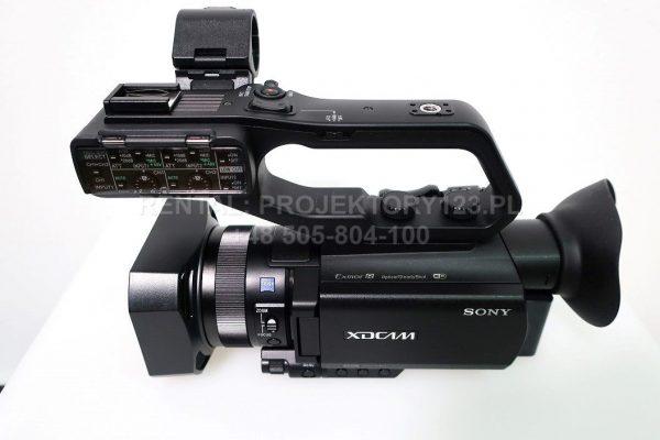 PROJEKTORY123.PL - wynajem kamery Sony PXW-X70, PXW-Z90