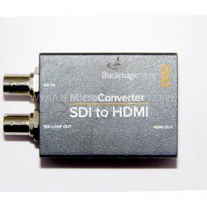 Wynajem konwertera HDMI-SDI