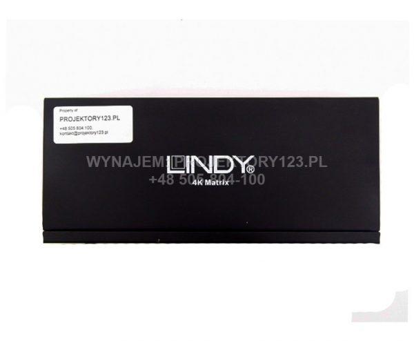 Wynajem przełącznika HDMI (matrix switcha HDMI)