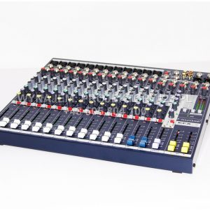 Wynajem miksera audio Soundcraft z efektami Lexicon