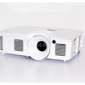 Wynajem projektora multimedialnego Full HD - widok z przodu