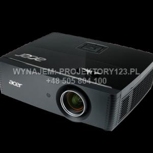 Wynajem projektora eventowego dużej jasności 6000 ANSI