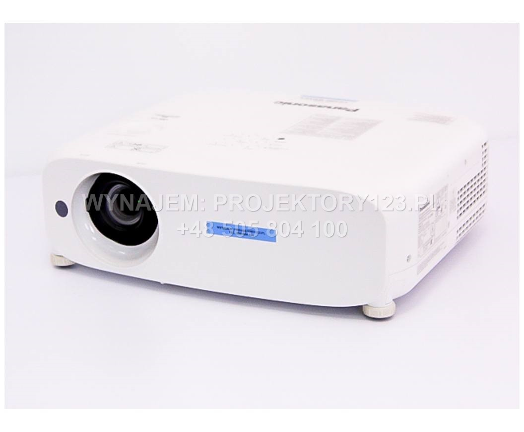 Wynajem projektora full HD dużej jasności 5000 ANSI
