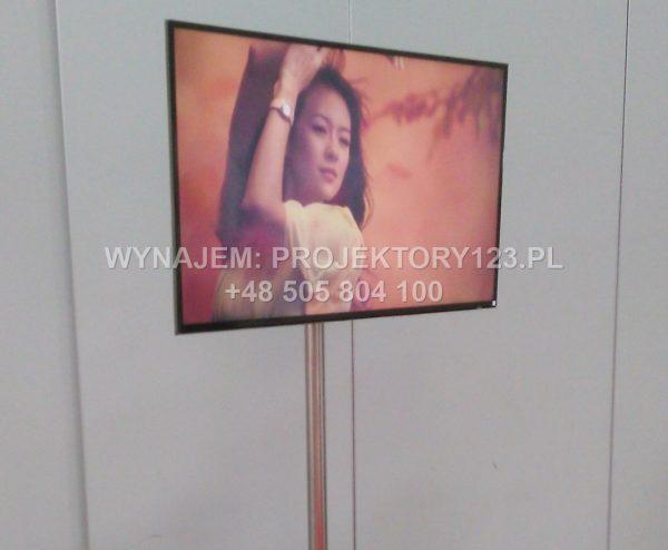Wynajem telewizora TV 50 cali (expo)
