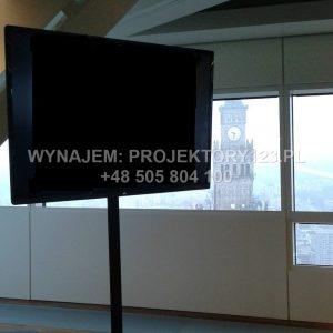 Wynajem telewizora TV 60 cali (event Złota 44)