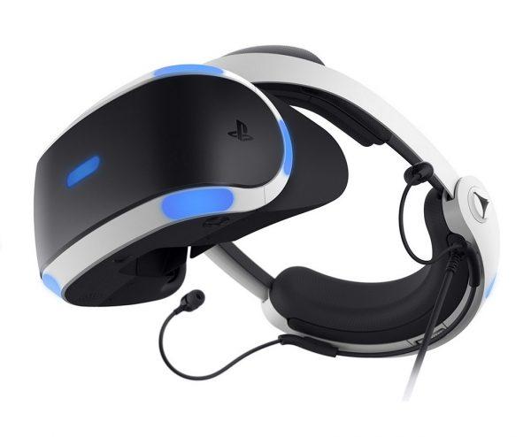 Wynajem zestaw Sony VR - gogle, kamera V2, kontrolery Move